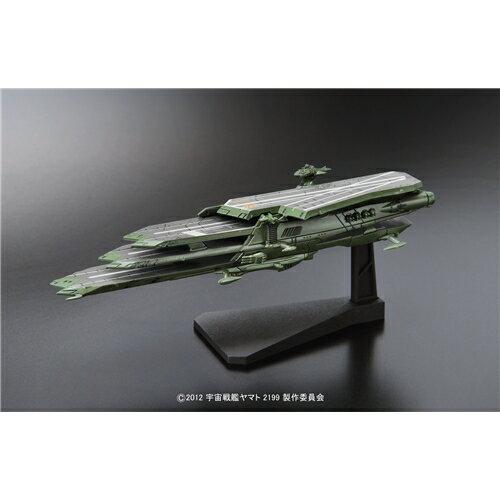 メカコレクション 宇宙戦艦ヤマト2199 No.13 バルグレイ プラスチックキット