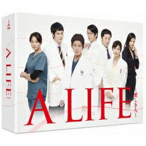 【送料無料】A LIFE〜愛しき人〜 DVD-BOX 【DVD】