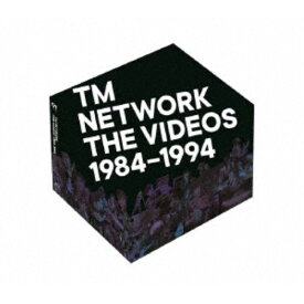 TM NETWORK/TM NETWORK THE VIDEOS 1984-1994《完全生産限定版》 (初回限定) 【Blu-ray】