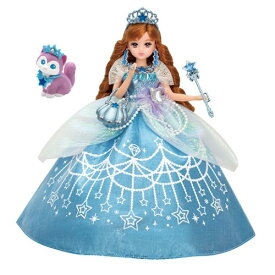 リカちゃん ゆめみるお姫さま スターライトセイラちゃんおもちゃ こども 子供 女の子 人形遊び 3歳