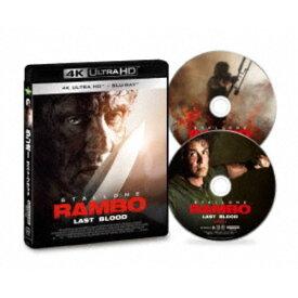 ランボー ラスト・ブラッド UltraHD《通常版/UHDBD ※専用プレーヤーが必要です》 【Blu-ray】