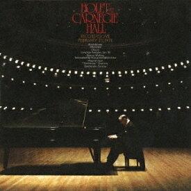 ホルヘ・ボレット/伝説のカーネギー・ホール・ライヴ1974[完全版] (期間限定) 【CD】