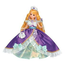 ●ラッピング指定可●リカちゃん ゆめみるお姫さま マーメイドジュエルドレス クリスマスプレゼント おもちゃ こども 子供 女の子 人形遊び 洋服 3歳