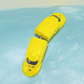 水陸両用トレイン 923形ドクターイエローおもちゃ こども 子供 知育 勉強 1歳6ヶ月