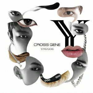 CROSS GENE/YING YANG《通常盤》 【CD】
