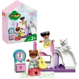 LEGO レゴ デュプロのまち ピンクのベッドルーム 10926おもちゃ こども 子供 レゴ ブロック 2歳