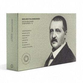 ベルリン・フィルハーモニー管弦楽団/アントン・ブルックナー(1824-1896):交響曲全集 【CD+Blu-ray】