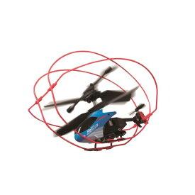 JRH3023-BL ジャイロマスタ-3ch ヘリキュートおもちゃ こども 子供 ラジコン 8歳