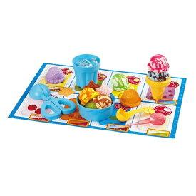 かえちゃOh!! まほうのアイスクリーム おもちゃ こども 子供 女の子 ままごと ごっこ 3歳