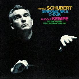 ルドルフ・ケンペ/シューベルト:交響曲第9番「ザ・グレイト」 R.シュトラウス:メタモルフォーゼン (期間限定) 【CD】