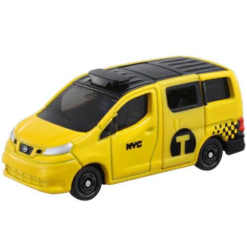 トミカ 27 日産 NV200タクシー(BP)