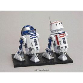 スターウォーズ 1/12 R2-D2&R5-D4 プラスチックキットおもちゃ プラモデル