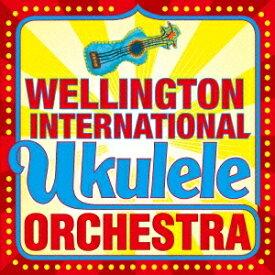 ザ・ウェリントン・インターナショナル・ウクレレ・オーケストラ/The Wellington International Ukulele Orchestra 【CD】