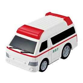 水陸両用カー 救急車おもちゃ こども 子供 知育 勉強 3歳