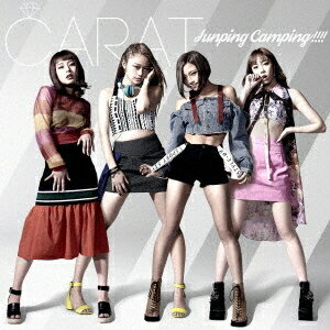 Carat/Jumping Camping!!!!《通常盤》 【CD】
