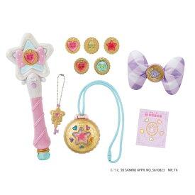 ミュークルドリーミー ミュークルステッキ&ドリーミーコンパクトDXセットおもちゃ こども 子供 女の子 3歳