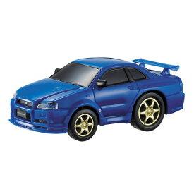 ドライブタウン1 スカイラインGT-R34 おもちゃ こども 子供 男の子 ミニカー 車 くるま 3歳
