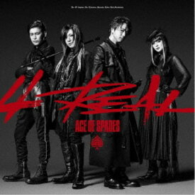 ACE OF SPADES/4REAL 【CD】