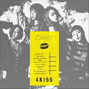 Carat/4KISS 【CD】