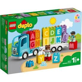 レゴ LEGO 10915 はじめてのデュプロ アルファベットトラックおもちゃ こども 子供 レゴ ブロック