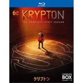 クリプトン<シーズン1> コンプリート・ボックス 【Blu-ray】