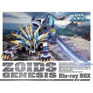 【送料無料】ゾイドジェネシス Blu-ray BOX《初回生産限定版》【Blu-ray】