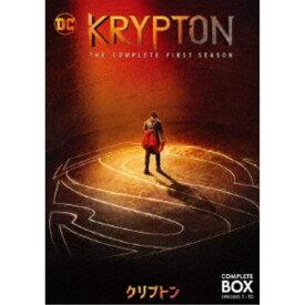 クリプトン<シーズン1> コンプリート・ボックス 【DVD】