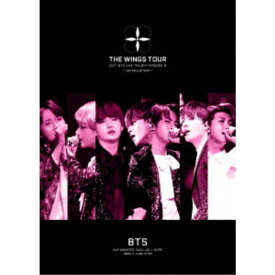 BTS (防弾少年団)/2017 BTS LIVE TRILOGY EPISODE III THE WINGS TOUR 〜JAPAN EDITION〜 (初回限定) 【Blu-ray】