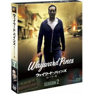 ウェイワード・パインズ 出口のない街 シーズン2 SEASONS コンパクト・ボックス 【DVD】
