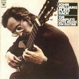 ジョン・ウィリアムス/J.S.バッハ:リュート組曲(全曲) (期間限定) 【CD】