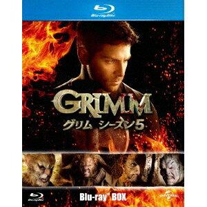 GRIMM/グリム シーズン5 BD-BOX 【Blu-ray】