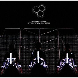 Perfume/Perfume 6th Tour 2016 「COSMIC EXPLORER」《通常版》 【DVD】