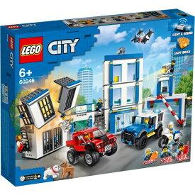 レゴ LEGO 60246 ポリスステーションおもちゃ こども 子供 レゴ ブロック