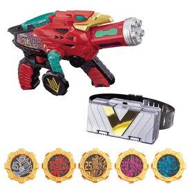 機界戦隊ゼンカイジャー ゼンカイジャーゼンカイなりきりセットおもちゃ こども 子供 男の子 3歳
