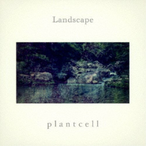 plant cell/Landscape 【CD】
