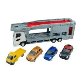 トミカ トミカとあそぼう!キャリアカーセット おもちゃ こども 子供 男の子 ミニカー 車 くるま 3歳