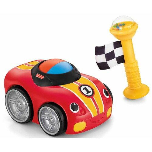 【送料無料】フィッシャープライス ちびっこレーサー ふると走るよ! ふしぎなレースカー