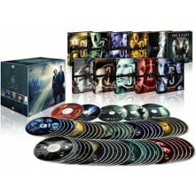 X-ファイル コンプリート DVD-BOX 【DVD】