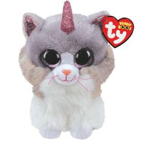 Beanie Boo's アシャ- Mおもちゃ こども 子供 女の子 ぬいぐるみ 6歳 Ty(タイ)