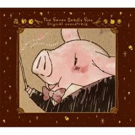 澤野弘之/「七つの大罪」 オリジナル・サウンドトラック 【CD】