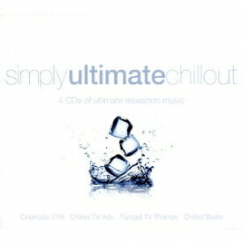 (V.A.)/SIMPLY ULTIMATE CHILLOUT 【CD】