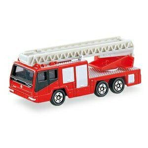 トミカ 108 日野はしご付消防車 モリタ・スーパージャイロライダー(ブリスター) おもちゃ こども 子供 男の子 ミニカー 車 くるま 3歳