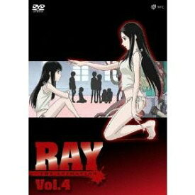 RAY THE ANIMATION Vol.4 【DVD】