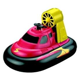 ラジオコントロール あかいホバークラフト おもちゃ こども 子供 知育 勉強 3歳