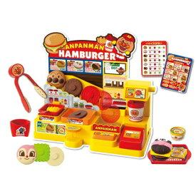 アンパンマン ジュージューころころ おしゃべりハンバーガー屋さん 【日本おもちゃ大賞2021 共遊玩具部門 優秀賞】おもちゃ こども 子供 知育 勉強 3歳