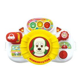 ワンワンとおでかけ!しんごうピカピカハンドルおもちゃ こども 子供 知育 勉強 ベビー 0歳8ヶ月 いないいないばあっ!