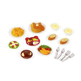 シルバニアファミリー カ-417 ランチセット おもちゃ こども 子供 女の子 人形遊び 家具 3歳