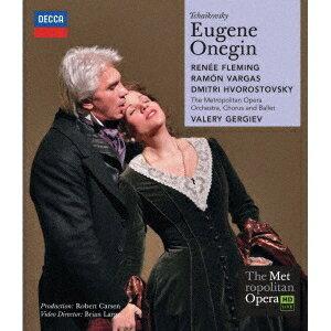 ルネ・フレミング/チャイコフスキー:歌劇≪エフゲニー・オネーギン≫ 【Blu-ray】