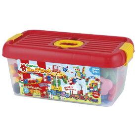 Gakkenニューブロック たっぷりバラエティBOXおもちゃ こども 子供 知育 勉強 1歳5ヶ月