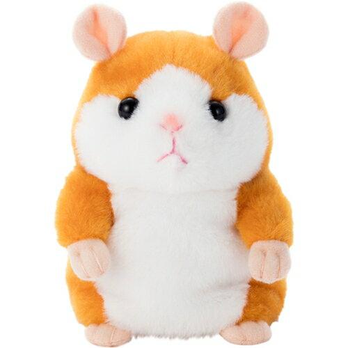 ミミクリーペット ハムスター メイプルブラウン おもちゃ こども 子供 女の子 人形遊び 6歳